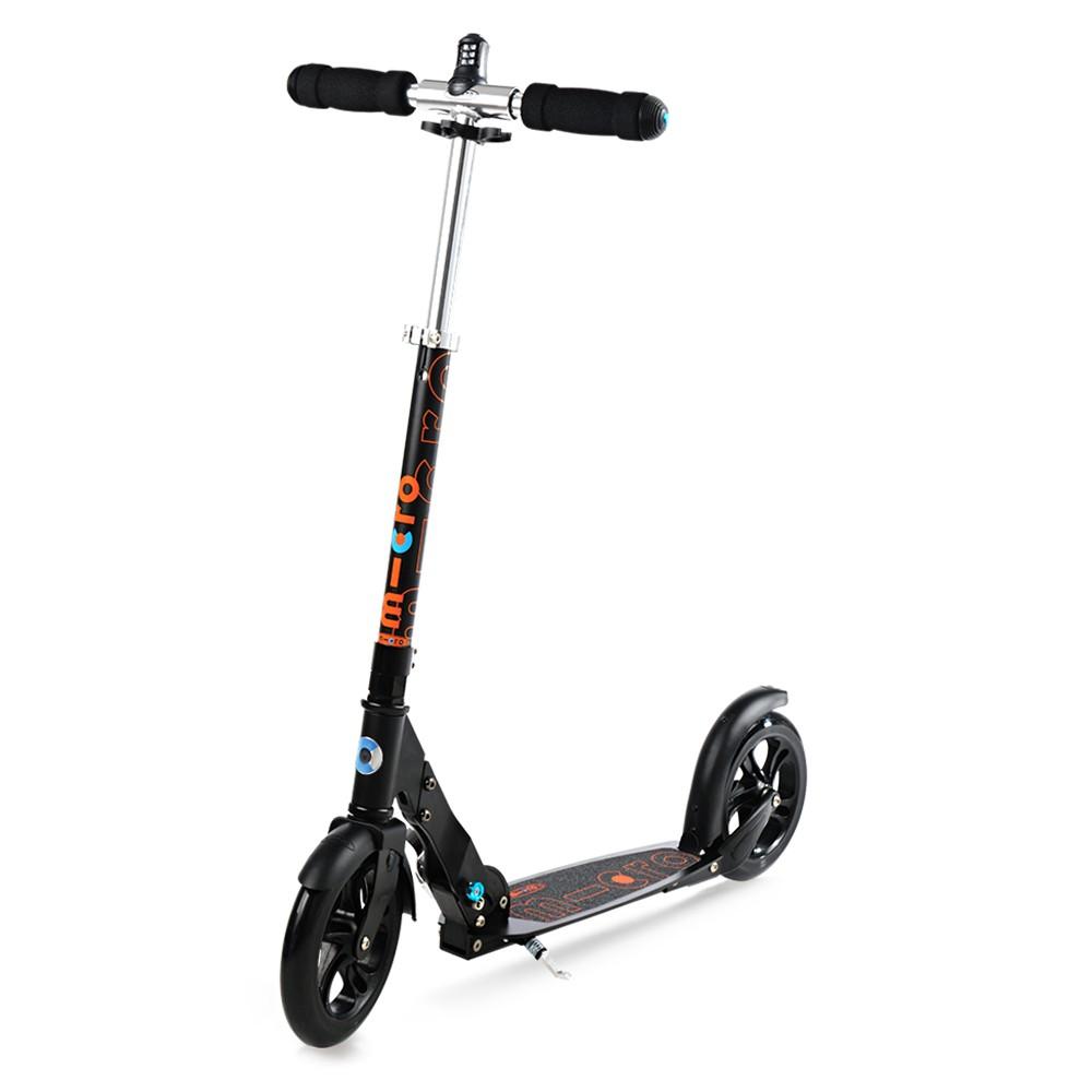 Micro Mobility Scooter interlock Zahlenschloss schwarz