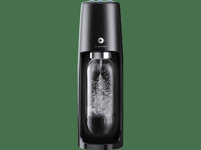 SODASTREAM 1011811490 Easy One Touch Wassersprudler Schwarz