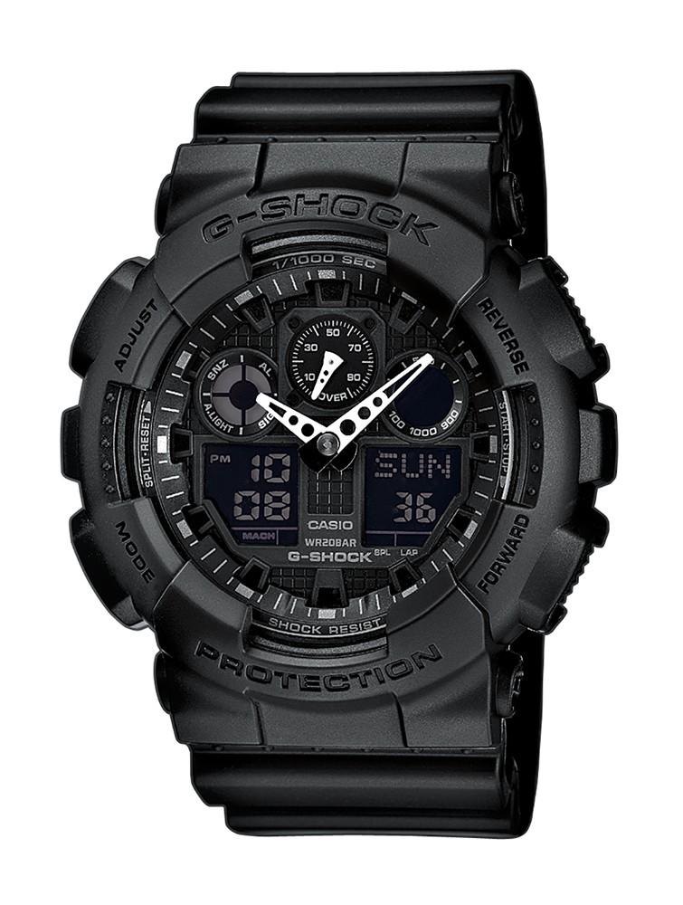 Casio G-Shock, schwarz, Herren