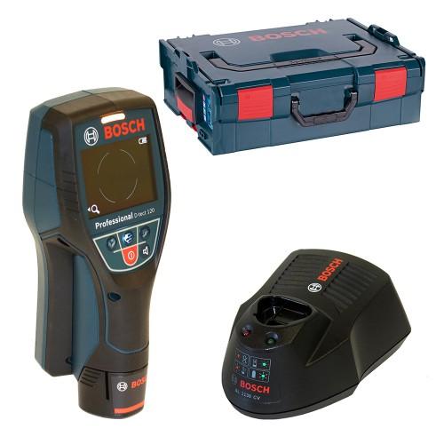 Bosch Wallscanner D-tect 120 incl. Akku + Ladegerät AL1130CV
