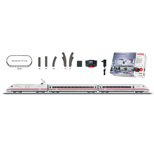 "Märklin - Digital-Startpackung ""ICE 2"" 230 Volt"