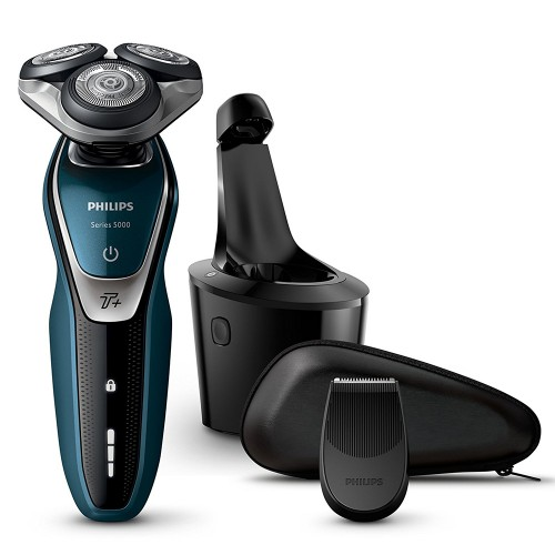 Philips elektrischer Nass – und Trockenrasierer