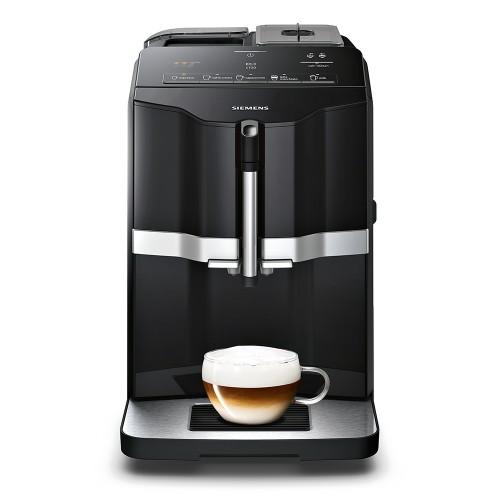 Siemens Kaffeevollautomat Schwarz