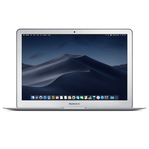Apple MacBook Air 13inch, 1,8 GHz dual‑core Intel Core i5, 256 GB, silber