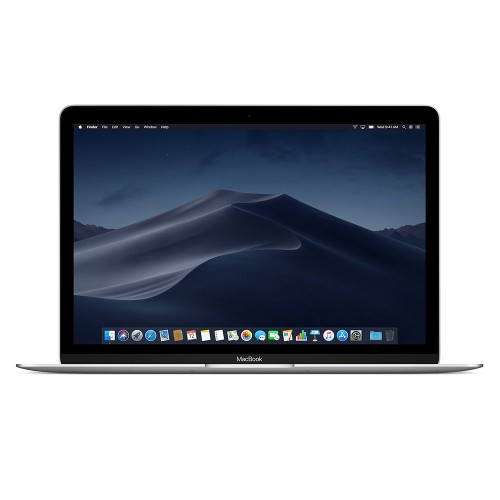 Apple MacBook 12inch, 1,2GHz dual-core Intel Core m3, 512GB, silber