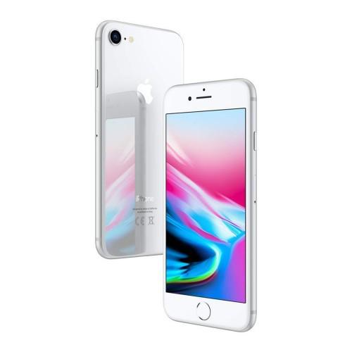 Apple iPhone 8 64 GB, silber