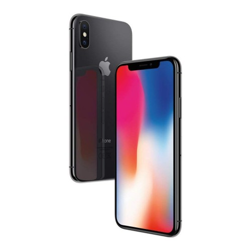 Apple iPhone X 64 GB, space-grey