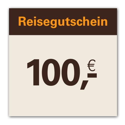 Reisegutschein Euro 100,00
