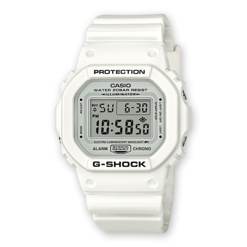 Casio G-Shock Weiß