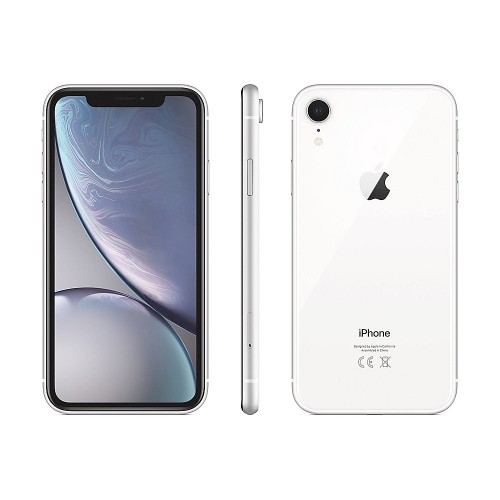 Apple iPhone XR weiß