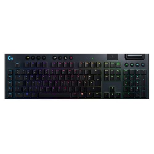 Logitech G915 LIGHTSPEED kabellose mechanische Gaming-Tastatur