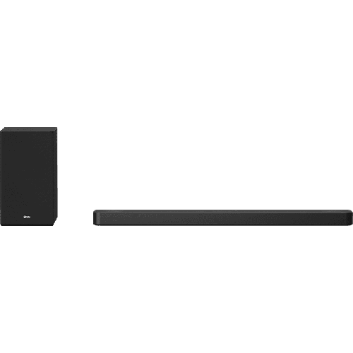 LG DSN8YG, Soundbar, Dark Steel Silver
