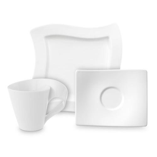 Villeroy & Boch NewWave Kaffee-Set, 12-teilig