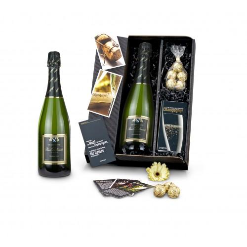 Römer Präsente Champagner Box